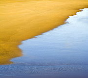 Beach Photograph Posters - Abstract Seascape Poster by Frank Tschakert