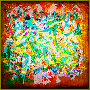 Gary Grayson - Abstract Splatter