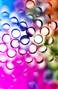 Colorfull Photos - Abstract straws 2 by Jane Rix