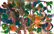 Linda Ginn - Abstract Trees