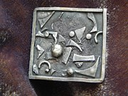Abstract Jewelry Originals - Abstract10 by Patricia  Tierney