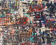 Simone Talla - Abstraction of a City...