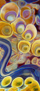 Pretty Glass Art - Abundance by Jubilant Glass And Art
