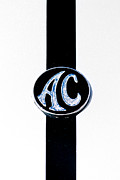 Ac Cobra Posters - AC Cobra Badge Poster by Phil