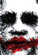 Aceo Joker IIi Print by Rachel Scott