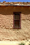 Western Photo Framed Prints - Acoma Pueblo Framed Print by Joe Kozlowski