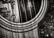 Finger Photo Prints - Acoustically Speaking Print by Scott Norris