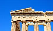 Corinne Rhode - Acropolis Detail