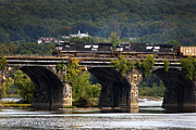 Susquehanna River Photos - Across the Rockville by Paul W Faust -  Impressions of Light