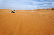 Sahara Photos - Across The Sahara by Robert Preston
