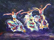 Ballet Dancers Originals - Action by Vicki Wynberg