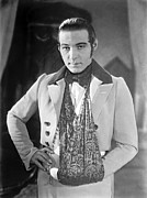 Actor Rudolph Valentino 1925 Print by Padre Art