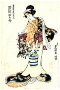 Actor Sawamura Tanosuke 1810 Print by Padre Art