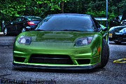 Jdm Photos - Acura Nsx  by Rafael Cruz