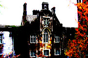 Altered Architecture Prints - Adare Manor Print by Charlie and Norma Brock