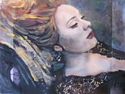 Adele Skyfall Print by Vikram Singh