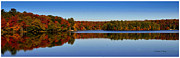 Diane E Berry - Adirondack October