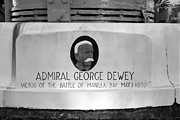 George Dewey Monument Prints - Admiral Dewey monument Print by David Lee Thompson