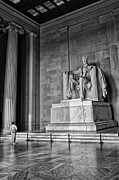 Abraham Lincoln Originals - Admiring Lincoln by Boyd Alexander