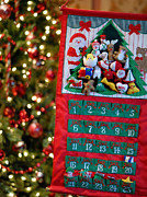 Numbers Prints - Advent Calendar Print by Amy Cicconi