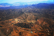 Jenny Rainbow - Aerial View of Andalusian Heights. Spain