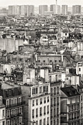 Francesco Rizzato - Aerial View of Paris....