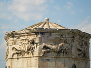 Aerides Print by Greek View