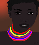Kate Farrant - Africa Beauty
