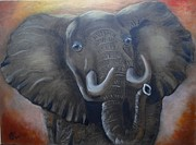 Wildlifeartgallerie Galleries - African Elephant