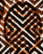 African Peace Print by Jacqueline Mason