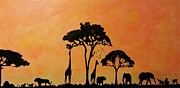Twilight Vision Art - African safari by Twilight Vision