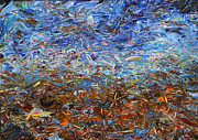 Expressionist Art - After a Rain by James W Johnson