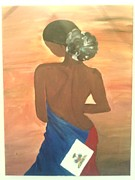Haitian Paintings - after the Quake by Yasmine McNear