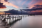Waterscape Photo Prints - After the storm Print by Jorge Maia