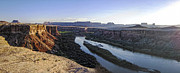 Mesas Photos - Afternoon Above the Green River by Scotts Scapes