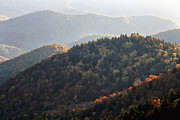 Cowee Prints - Afternoon on the Mountain Print by Rob Travis