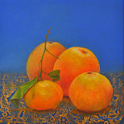 Muriel Dolemieux - Agrumes Orange