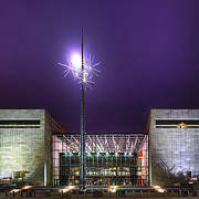 Astronomy Photo Prints - Air and Space Museum Print by Metro DC Photography