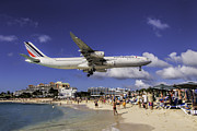 David Gleeson - Air France St. Maarten...
