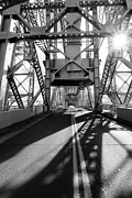 Duluth Art - Aireal Lift Bridge by Rick Rauzi