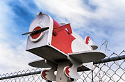 Mailboxes Photos - Airmail by Caitlyn  Grasso