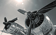 Airplane Propeller - 03 Print by Gregory Dyer