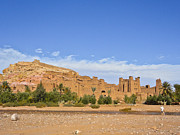Desert Photos - Ait Benhaddou by Nabucodonosor Perez