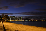 Ala Moana Metal Prints - Ala Moana Metal Print by Alexis Smith