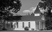 Alabama Church Print by Kimberly Saulsberry