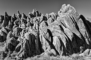 Alabama Hills Framed Prints - Alabama Hills Framed Print by Doug Oglesby