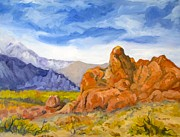 Pat Crowther - Alabama Hills looking...