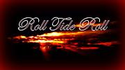 Alabama - Roll Tide Print by Travis Truelove