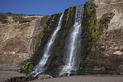 Marin Framed Prints - Alamere Falls Three Framed Print by Garry Gay