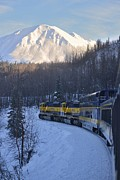 Christian Heeb - Alaska Railroad